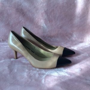 Ann Taylor Heels 2 inches